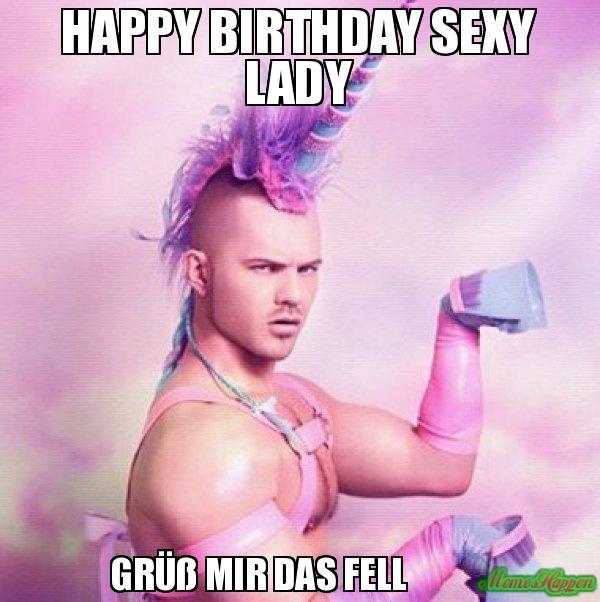 Birthday sexy ladies happy Hot Girl